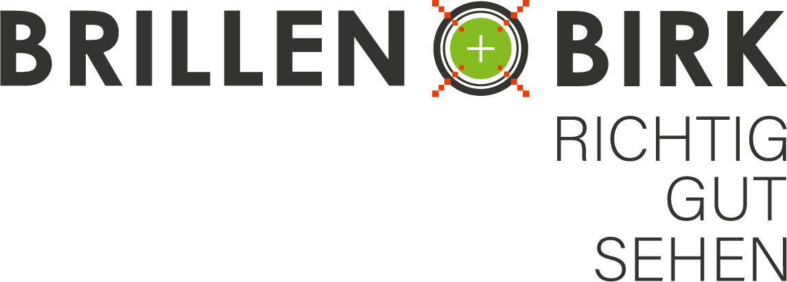 Brillen Birk Optiker Logo