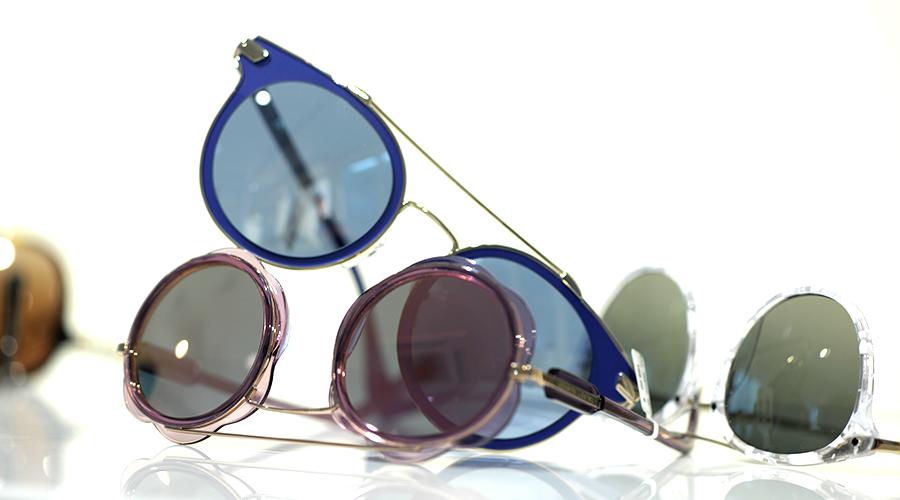 Sonnenbrillen-hell